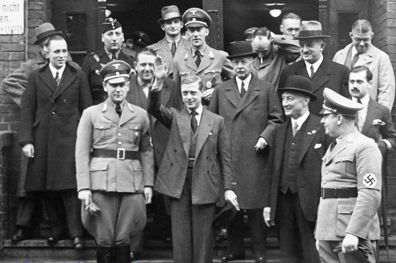 4. Сторонник нацистов в королевской семье великобритания, интересно, познавательно, факты