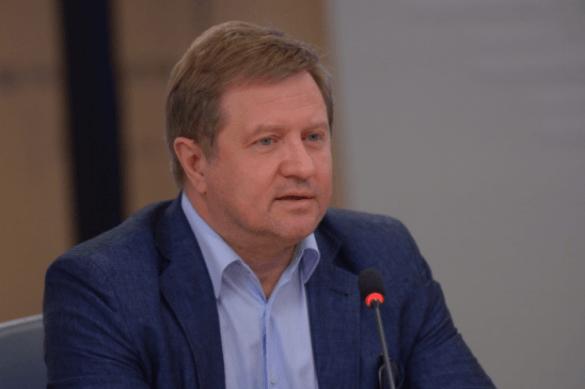 Владимир Лепехин: аксиологические основания общеевропейской толерантности