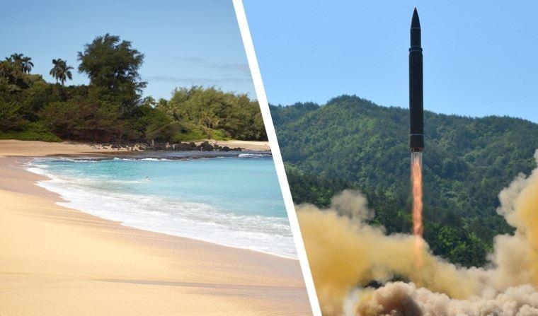 «Мы обнялись и плакали — это был конец»: как ложная тревога о запуске ракеты спровоцировала панику на Гавайях