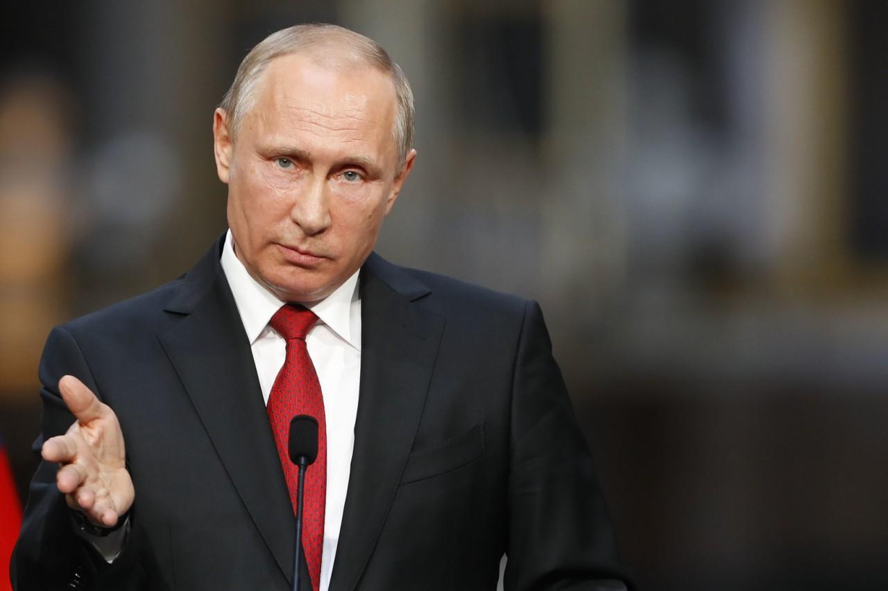 О Макроне, Трампе и Украине: Путин побеседовал с французскими журналистами