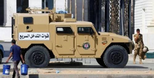 Провальная операция египетских силовиков в Эль-Вахате. Более 50 погибших