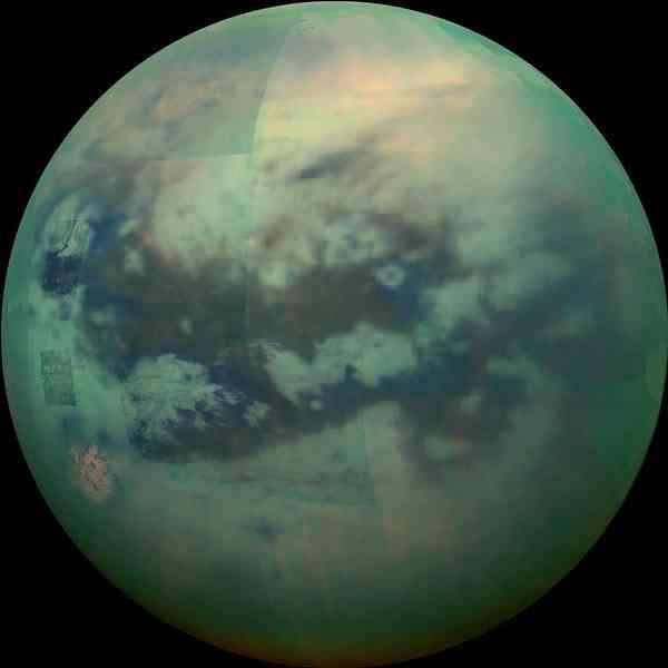 Титан может быть наилучшим местом для колонии в Солнечной системе