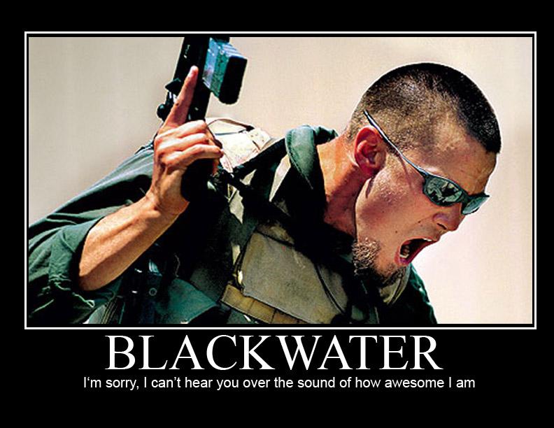 Белый дом отдаст Афганистан на откуп убийцам из Blackwater