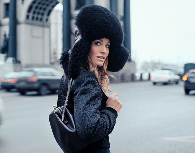 Отвечает головой: лучшие шапки зимы по версии Натальи Давыдовой