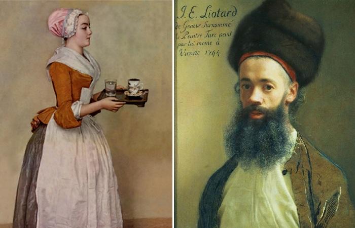 Живописец королей и прекрасных женщин: Пастельные портреты Жана-Этьена Лиотара