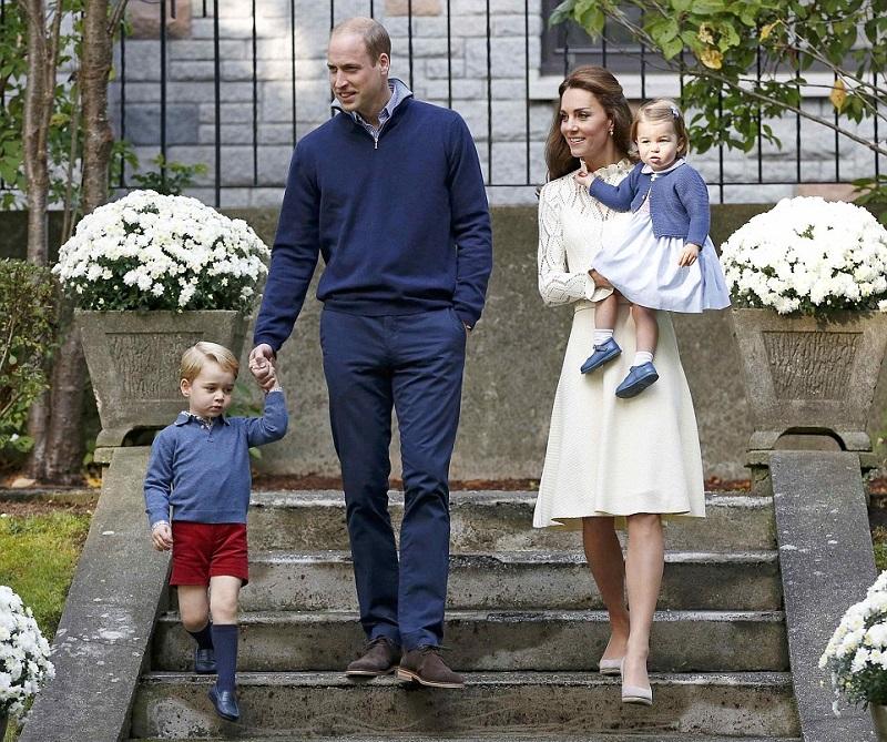 Вот почему будущие дети принцессы Шарлотты не унаследуют королевского титула