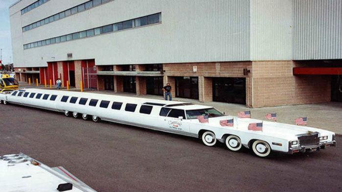 Длиннее не придумаешь: 10 самых невероятных лимузинов, которые только видел мир