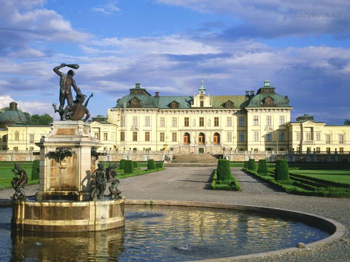 Королевский дворец в Стокгольме, Швеция