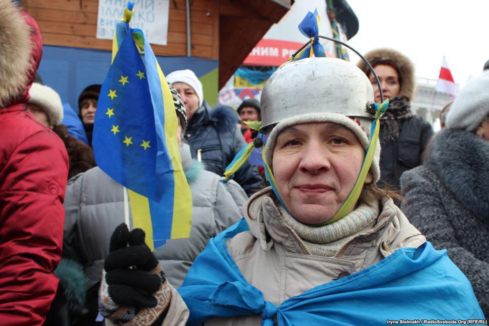 Веерные отключения на Украине - Добро пожаловать обратно в 90-е, кастрюлеголовые!