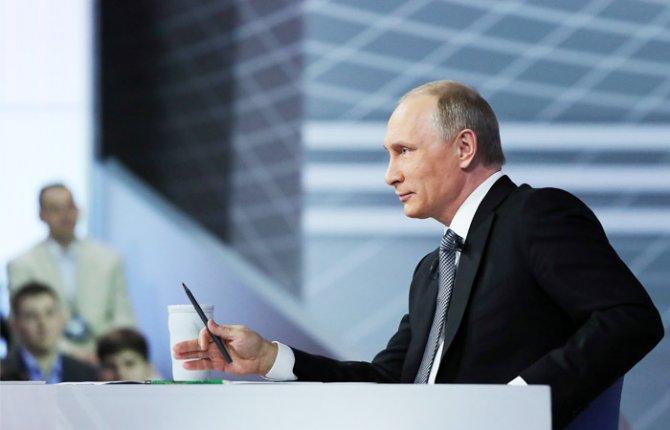 «Прямая линия» даёт свои плоды, или Как Владимир Путин повлиял на жизнь в стране