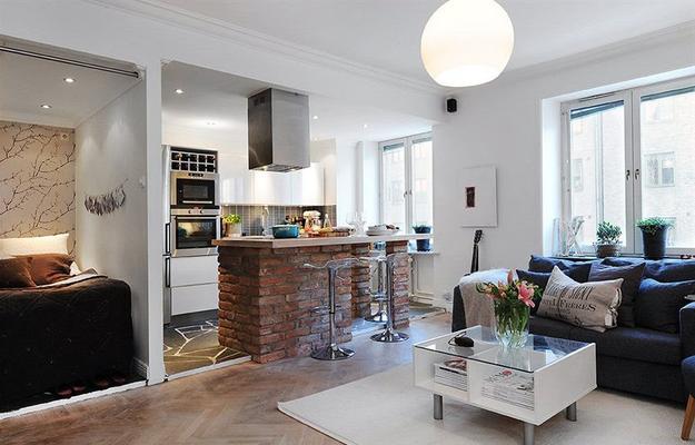 7 идей для малогабаритной квартиры на реальном примере