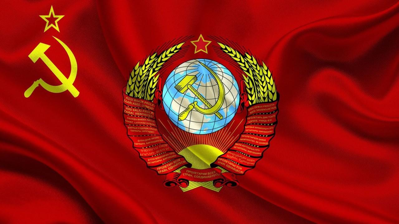 Гимн Советскому Союзу и русс…