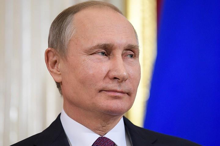 Путин примет участие в откры…