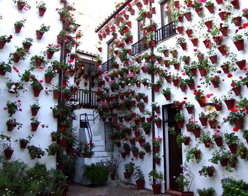 Фестиваль патио в Испании