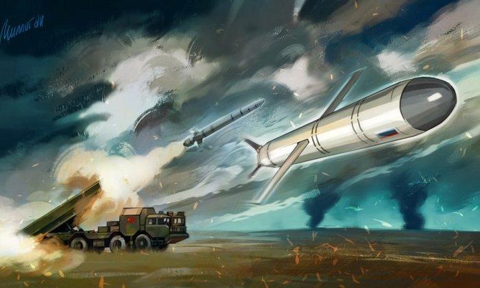 Угроза ядерных «Калибров»: С…