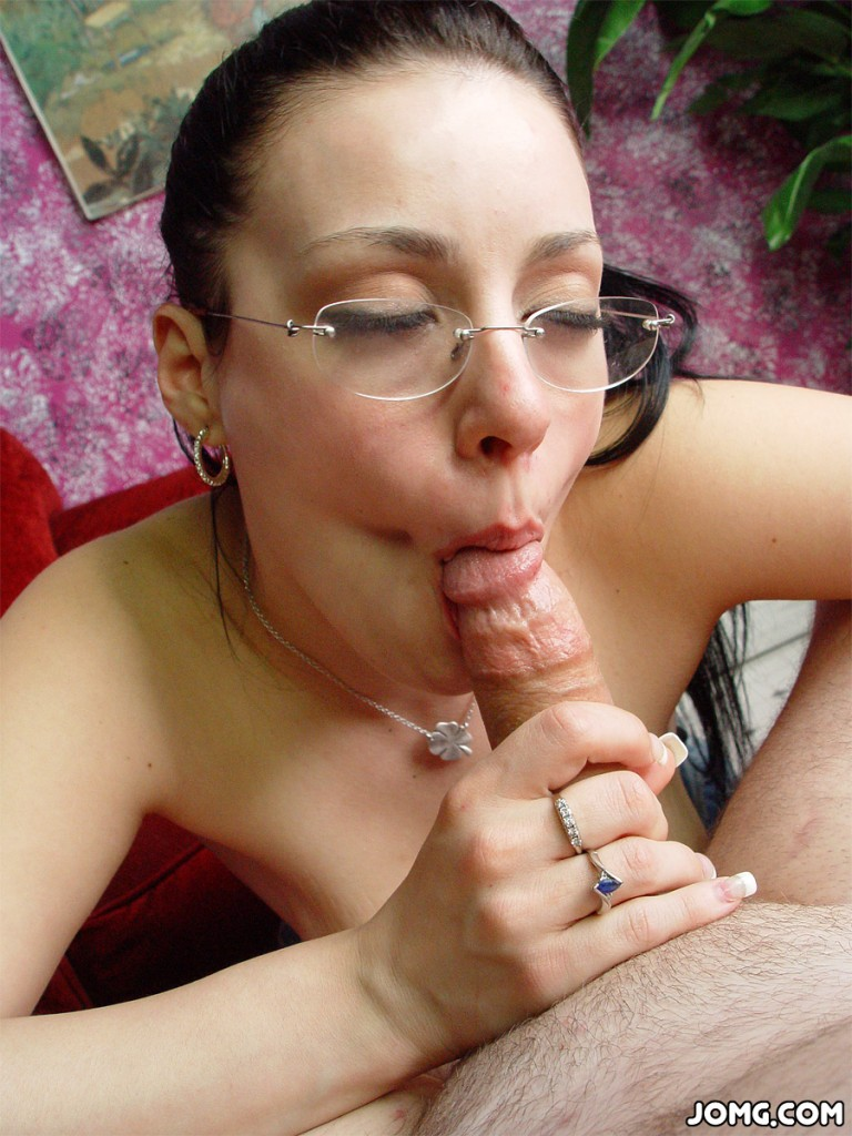 Секс с очкастыми фото