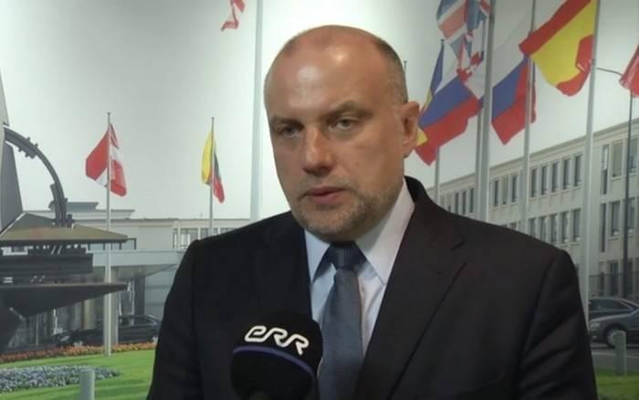 Минобороны Эстонии: страны Балтии усиливают оборону из-за России