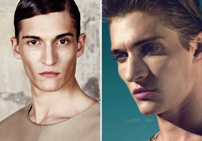 Модель, манекенщик, актер Матвей Лыков | Фото: woman.ru