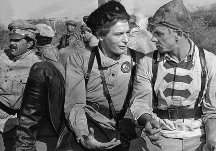 Кадр из фильма *Офицеры*, 1971 | Фото: kino-teatr.ru