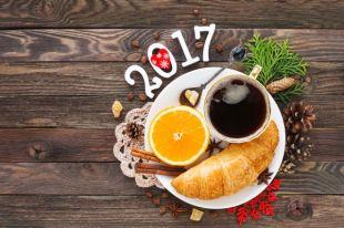 Первый завтрак. Что нельзя есть после празднования Нового года