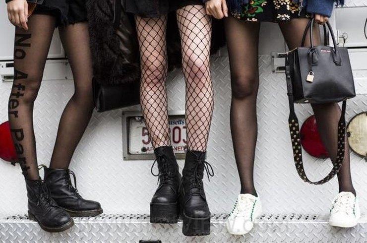 Осень стилю не помеха — 4 модных способа «показать ноги» и не замерзнуть