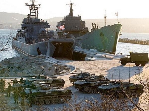 Россия получила пункт ВМФ в сирийском Тартусе на 49 лет