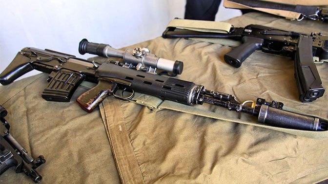 Пару слов о самом высокотехнологичном оружии российских снайперов.