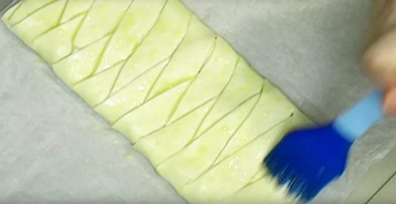 Слоеное тесто шоколад рецепт