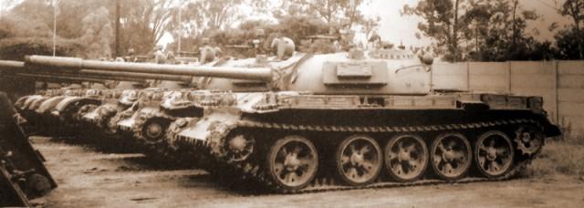 Танковая контрабанда и танковый блеф в Родезии