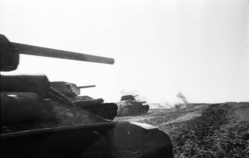 Хрущёв свалил всю вину за Харьковскую катастрофу на Сталина