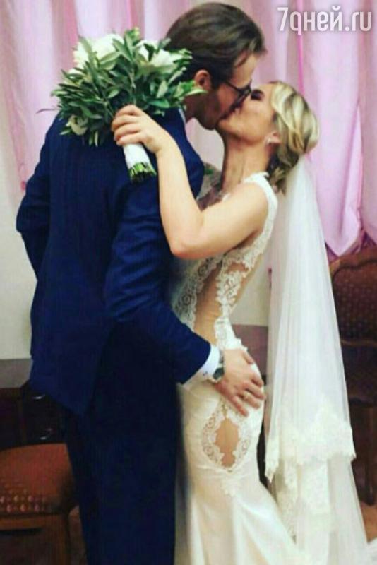 Свадебное платье пелагея