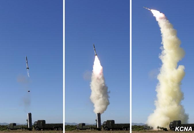 Новая северокорейская зенитная ракетная система тоже запускается в массовое производство