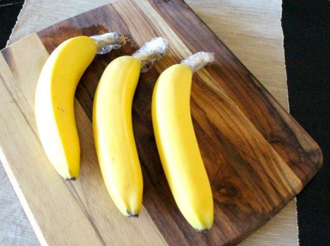 Пленка для черешков бананов