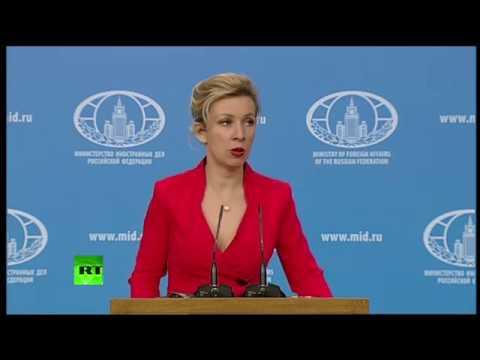 «У русских хакеров был выходной»: Захарова о результатах выборов в Болгарии