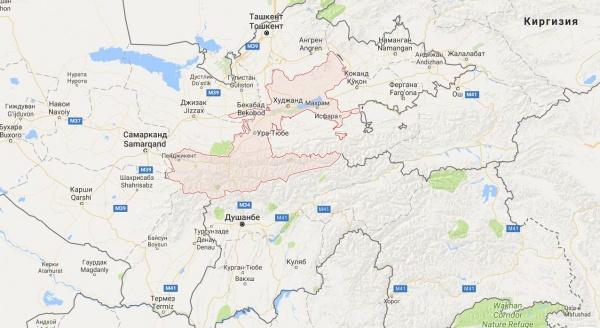ВСогдийской области Таджикистана начинаются масштабные войсковые учения