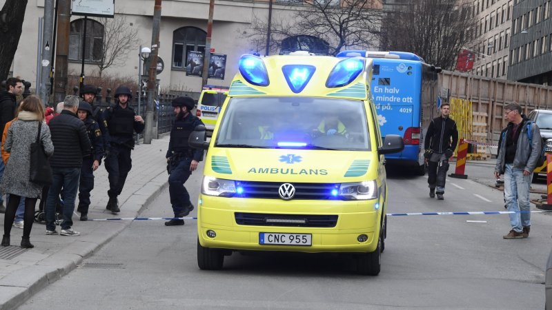 Ростуризм призывает россиян в Швеции не поддаваться панике