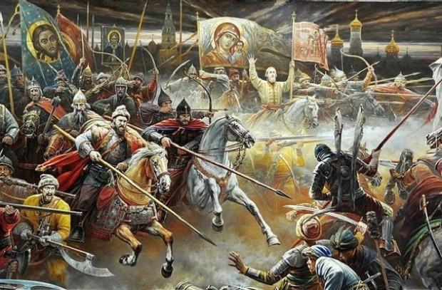 29 марта 1611 года поднято восстание против польского гарнизона, стоявшего в столице