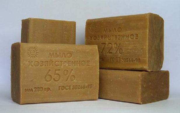 Как использовать хозяйственное мыло в быту