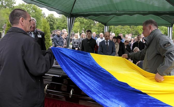 Самая страшная военная тайна Киева — Это реальный уровень потерь в Донбассе