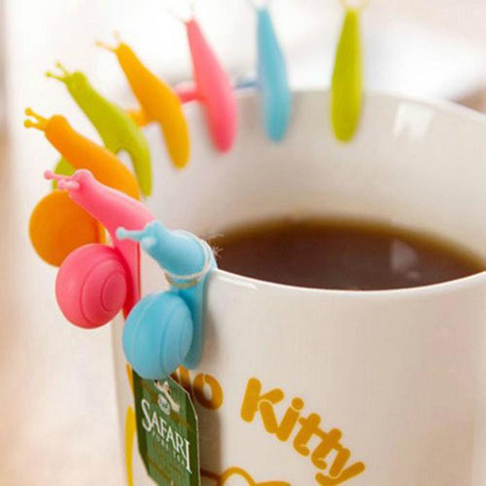 Фиксаторы для чайных пакетиков. | Фото: Leobaileymart.