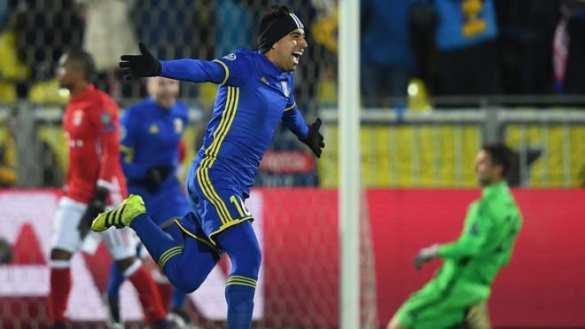 «Ростов» обыграл «Баварию» в Лиге чемпионов со счетом 3:2 (ВИДЕО)