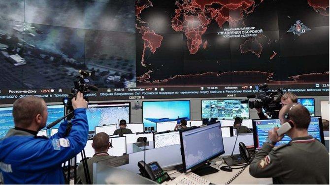 Россия создает систему, способную имитировать групповой ракетный налет