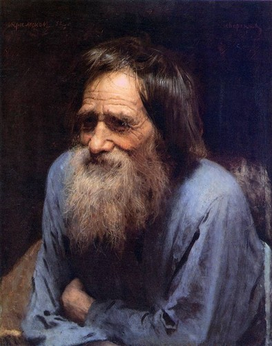 Картины Ивана Николаевича Крамского (1)