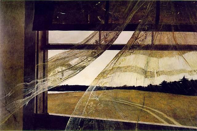 Искусство существовать в одиночестве: художник Эндрю Уайет