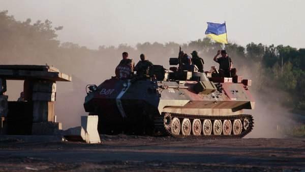 Взвод ВСУ дезертировал с позиций под Авдеевкой