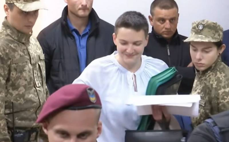 Cуд освободил Савченко и Рубана из СИЗО