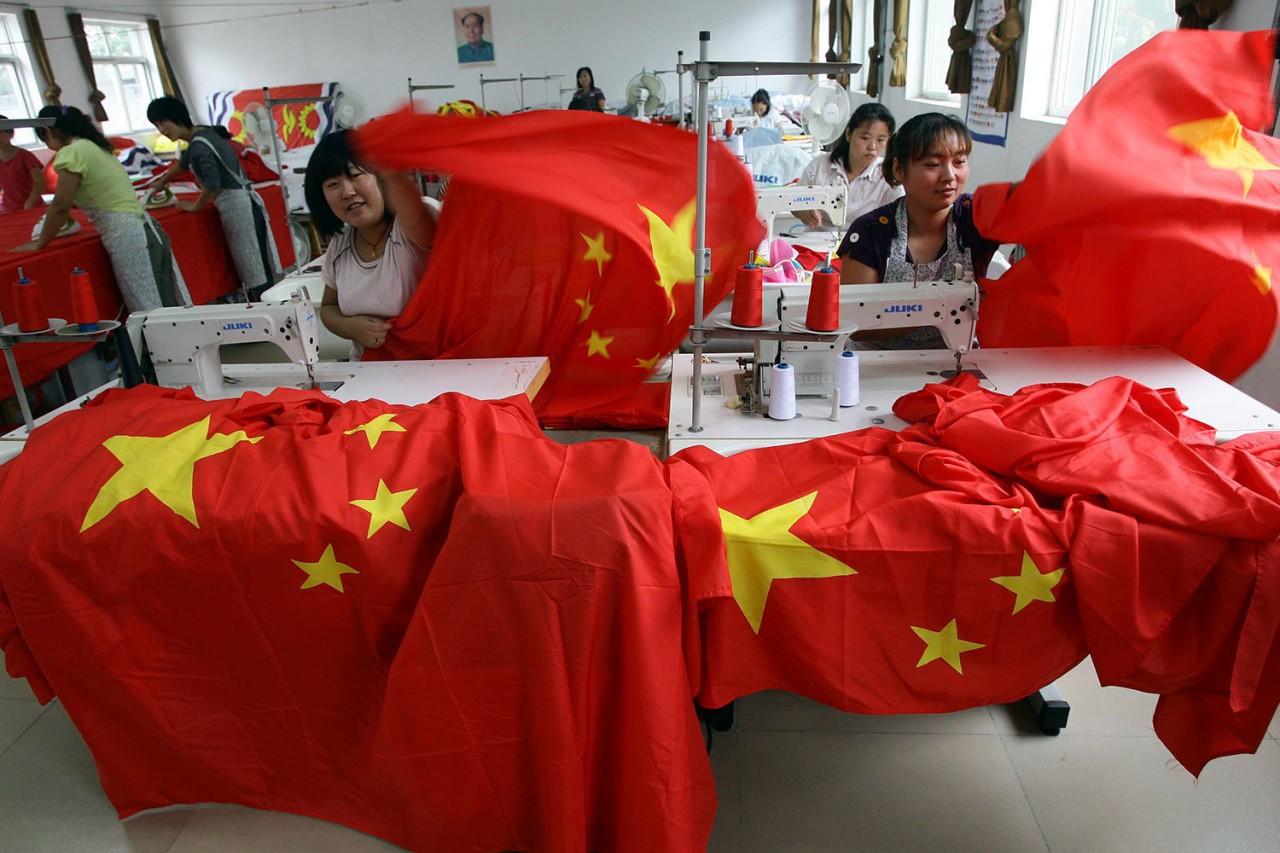 Китайский труд стал дороже бразильского и мексиканского