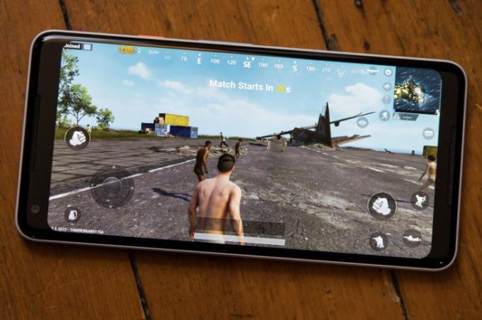 В мобильной PUBG появились игроки, пользующиеся мышкой и клавиатурой