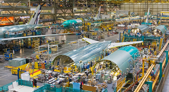 Boeing приступил к разработке нового проекта «Boeing 797»