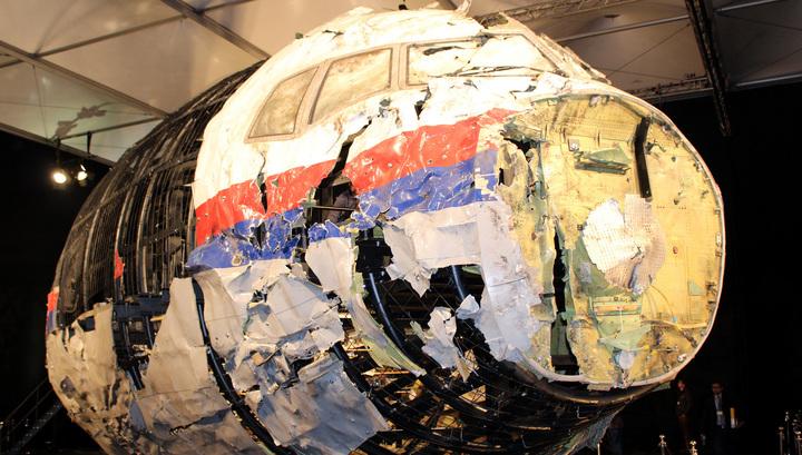 Украинская власть признает вину Киева за крушение МН 17